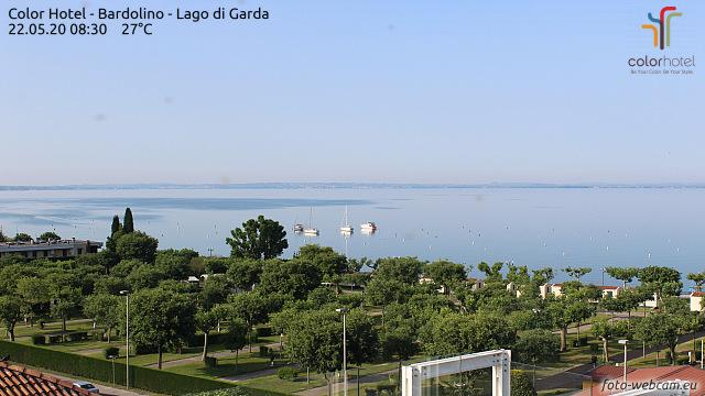 Webcam Bardolino, Hotel Color