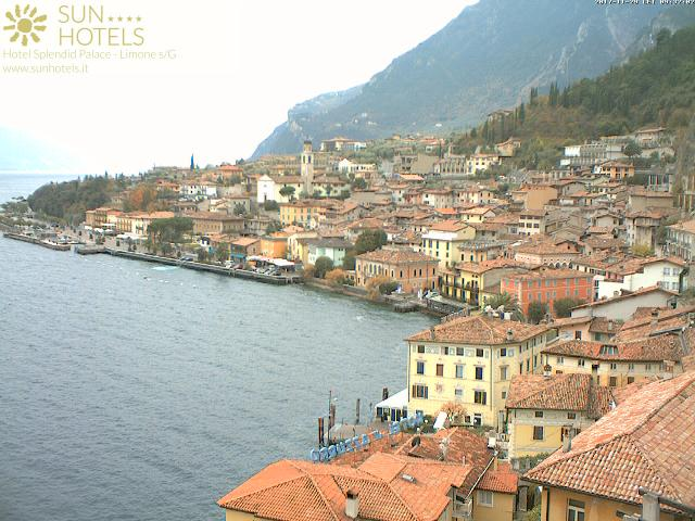 Webcam Limone, Hotel Splendid Palace
