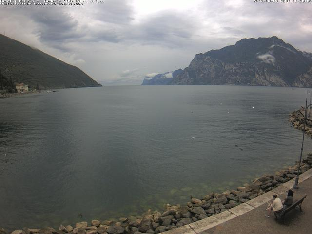 Webcam Riva del Garda, Tonelli Hotels